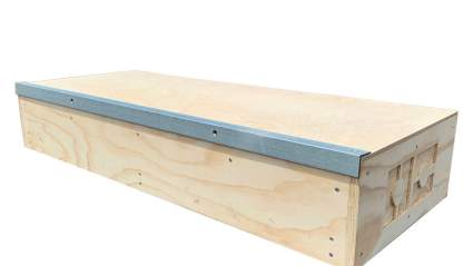 OC Ramps 4ft Grind Box