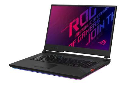 ASUS ROG Strix Scar 17 i9 laptop
