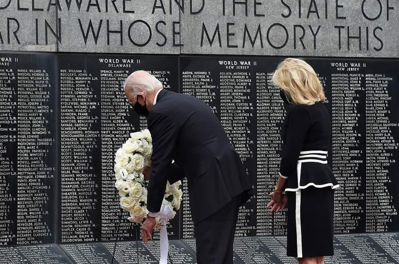 Joe Biden Memorial Day 2020