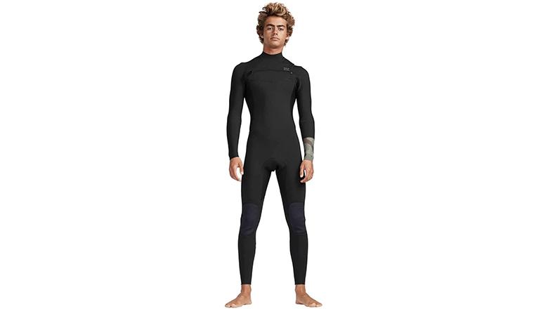 Neopren Neo Neoprenanzug QUIKSILVER 3//2 BASIC BACK ZIP Full Suit 2020 black
