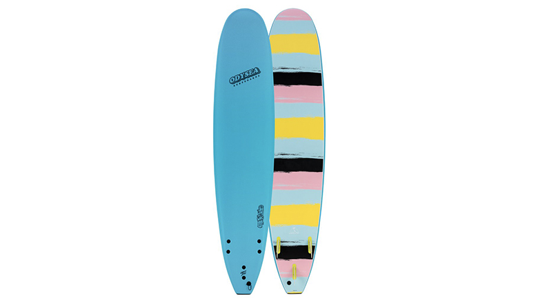 Larry Allison Strata Longboard Nose Riding surf fin 7.5