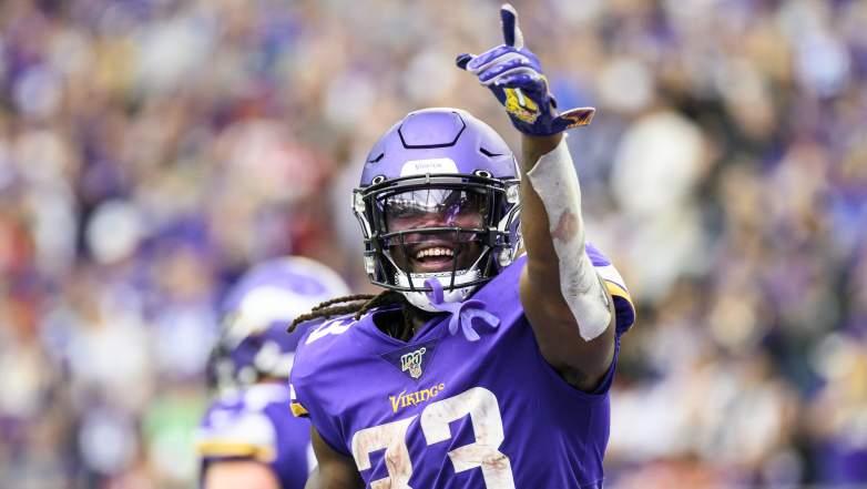 Minnesota Vikings Dalvin Cook