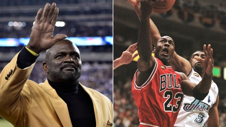 Consensus Votes Opponents Dreaded facing Giants Great Lawrence Taylor More Than Michael Jordan