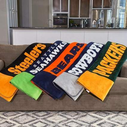 Denali NFL Team Throw Blanket