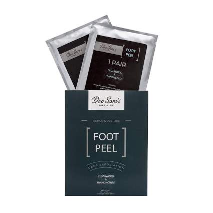 extra strength foot peel