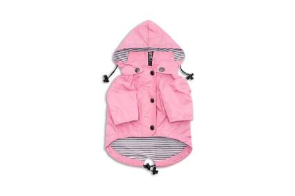Ellie Dog Wear Zip Up Dog Raincoat