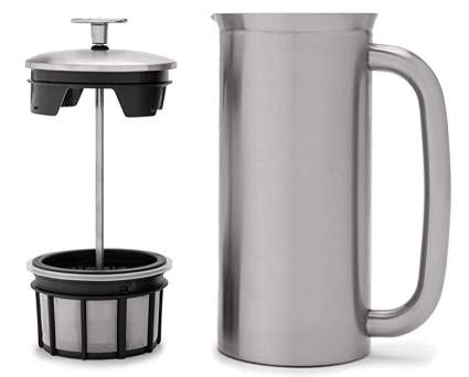 Espro P7 French Press in Brushed Stainless Steel