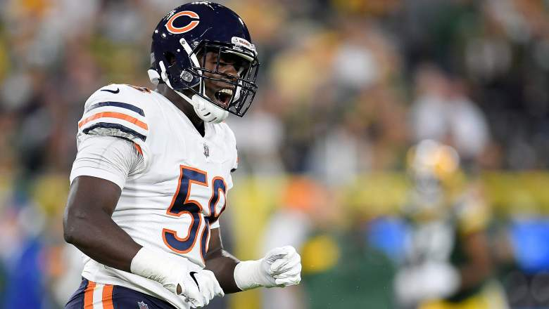 Chicago Bears 2020 Predictions