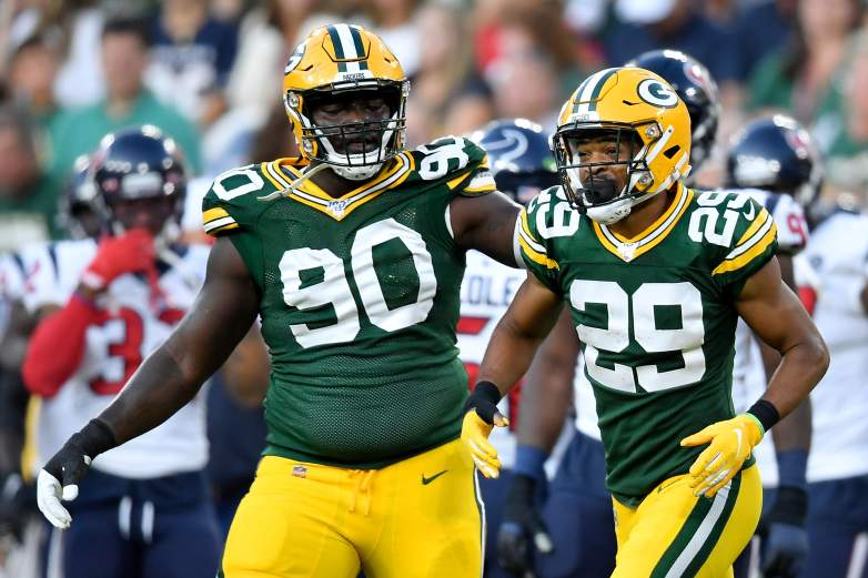 Packers Possible Cuts - MAdams