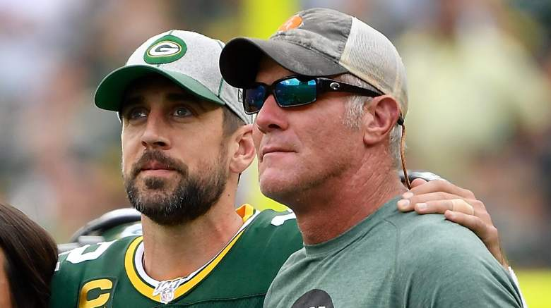 Favre Opens Up About Rodgers