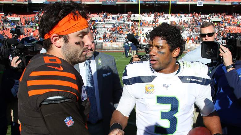 Russell Wilson Browns