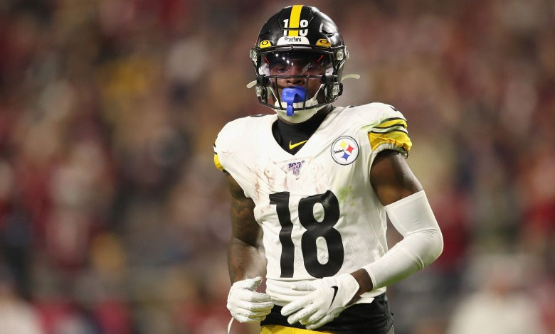 Pittsburgh-Steelers-wide-receiver-Diontae-Johnson