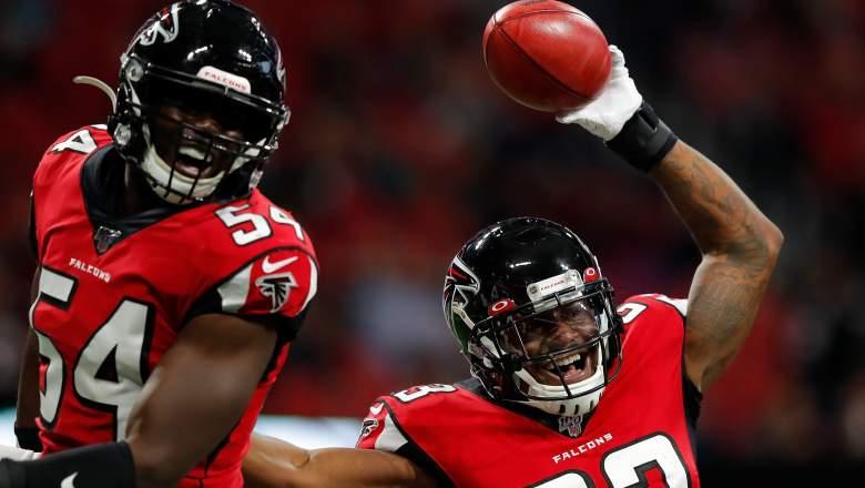 Falcons 2019