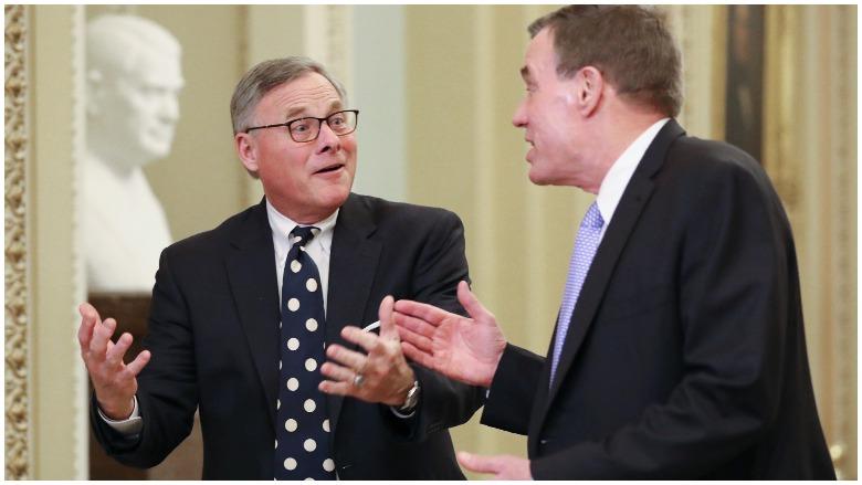 richard burr senate, senator Richard Burr, burr resigns, burr intelligence committee, burr warrant, burr inside trading