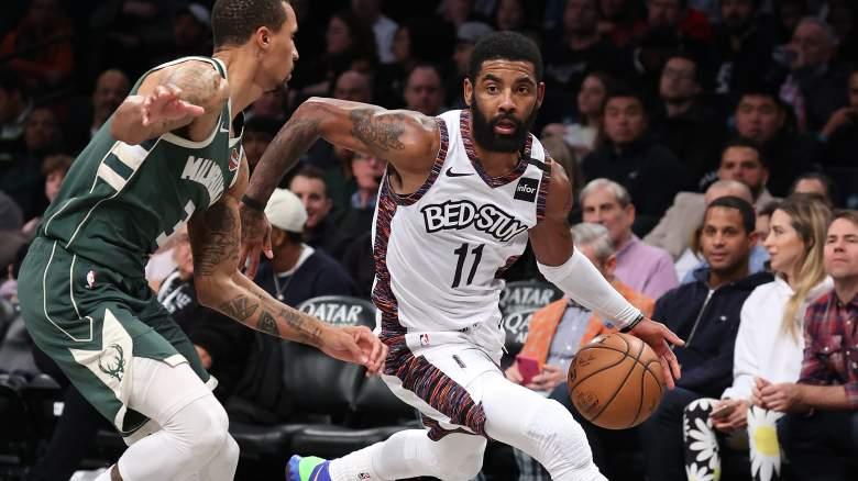 Kyrie Irving, Celtics antagonist