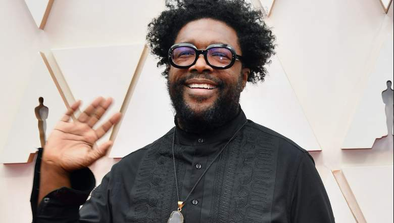 Questlove attends the 92nd Annual Academy Awards at Hollywood and Highland on February 09, 2020