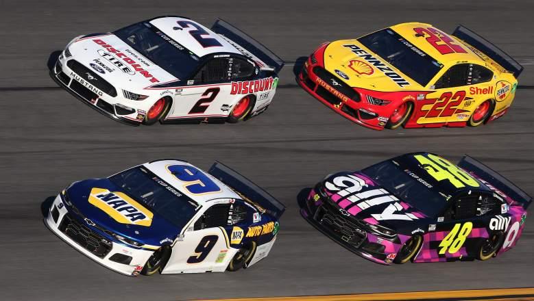 NASCAR Race Today