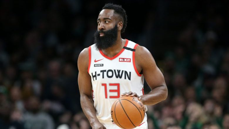 James Harden finishes season as NBA's Leader in Points & Steals