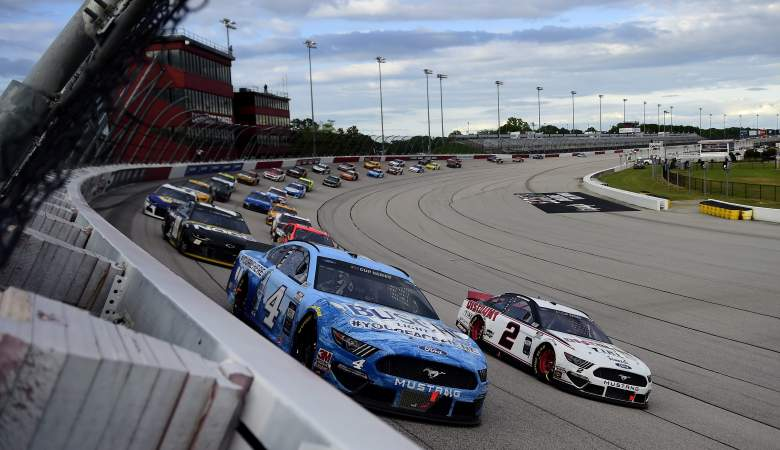 NASCAR Cup Series Wednesday watch