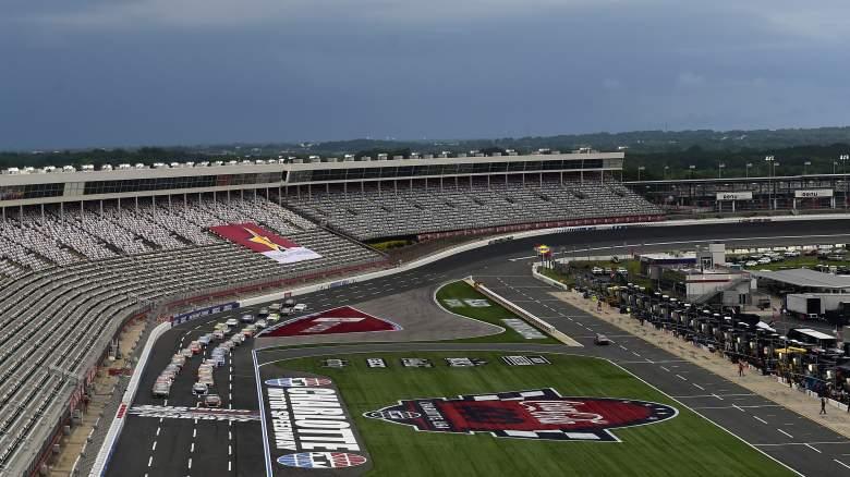 NASCAR Weather