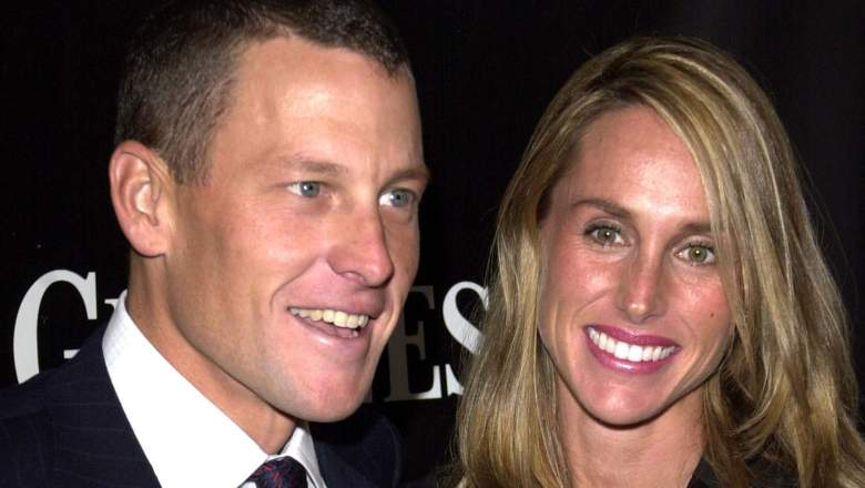 Lance Armstrong Wife