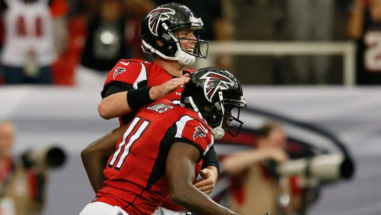 Matt Ryan Julio Jones