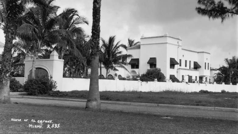 Al Capone's house
