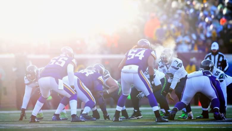 Wild Card Round - Seattle Seahawks v Minnesota Vikings