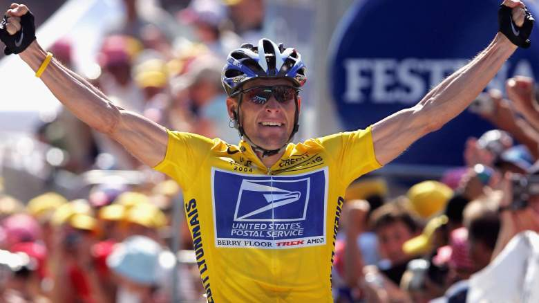 Lance Armstrong Drugs