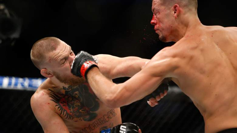 Nate Diaz vs. Conor McGregor