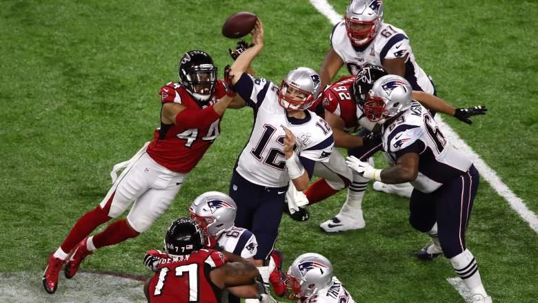 Falcons v Patriots