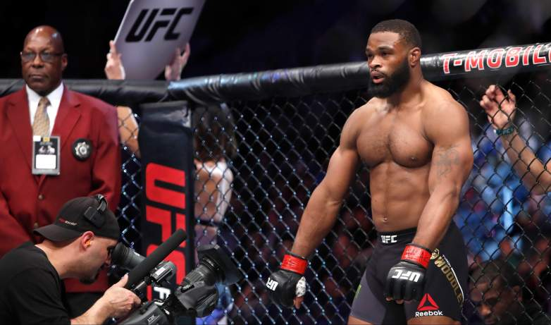 UFC Fight Night Woodley vs Burns watch