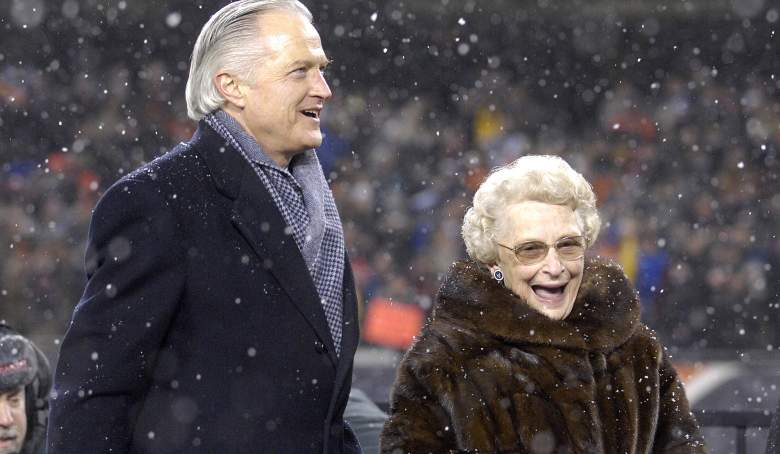 Former Chicago Bears president Michael McCaskey has died