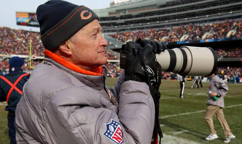 Chicago Bears president Michael McCaskey dead at 76
