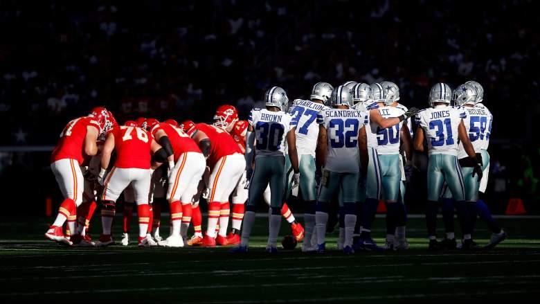 Chiefs Cowboys