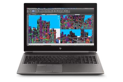 HP Zbook 15 G5 i9 laptop