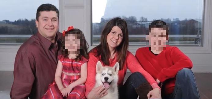 Jason Carter's Family