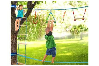 50 foot slackline for kids