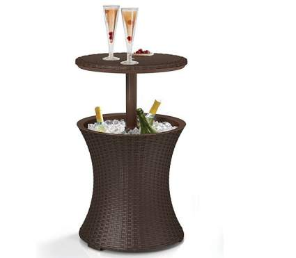 Keter Pacific Cool Bar with Pop-up Top