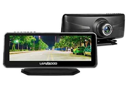 Lanmodo Waterproof, Infrared Car Night Vision Camera