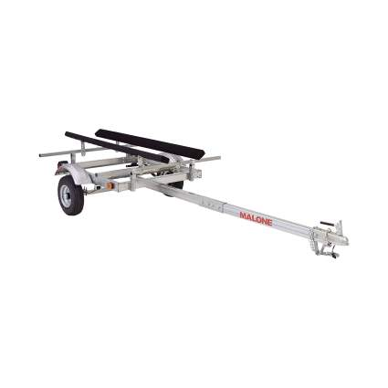 Malone EcoLight 1-Boat Kayak Trailer Package