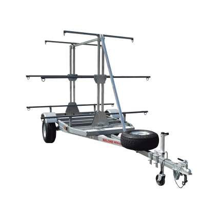 Malone MegaSport Outfitter 3 Tier Trailer