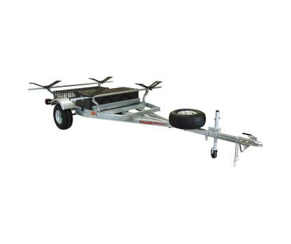 Malone MegaWing 2 Boat Trailer Package with Storage