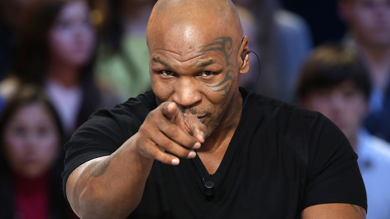 Mike Tyson Challenged by Former UFC Champ