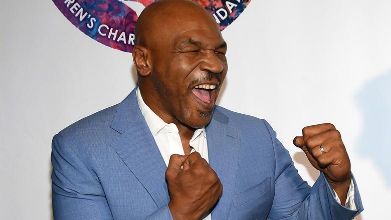 Mike Tyson 2016