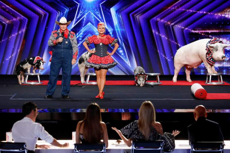 AGT Pork Chop Revue