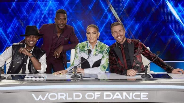 World of Dance Season 4 Judges