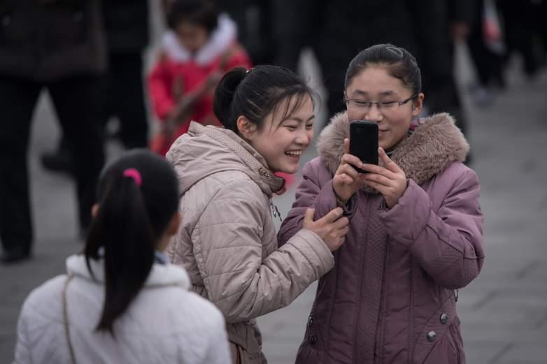 North Korea teens