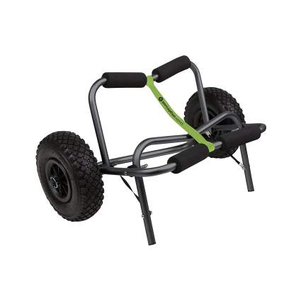 Perception Large Kayak Cart with Foam Filled Tires