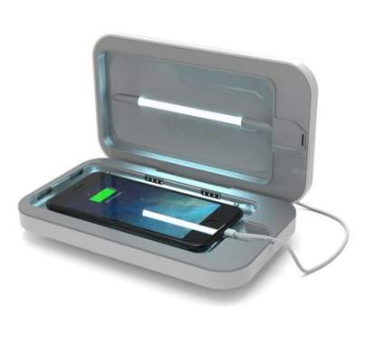 PhoneSoap3 Universal Smartphone Sanitizer & Universal Charger